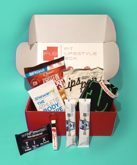 Fit lifestyle box fitness subscription box | beautyisgf123.com