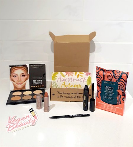 Vegan Cuts Makeup Box - Cruelty-Free Beauty And Makeup Brands - Unboxing promocode cruelty-free beauty vegan beauty box - vegan subscription box - unboxing subscription box review | beautyisgf123.com
