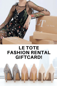 Le Tote - Fashion Rental Subscription Box | beautyisgf123.com