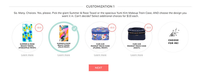 fabfitfun coupon fabfitfun summer spoilers summer box add ons customization fabfitfun coupon spoilers | beautyisgf123.com