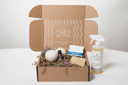 cratejoy home detox box