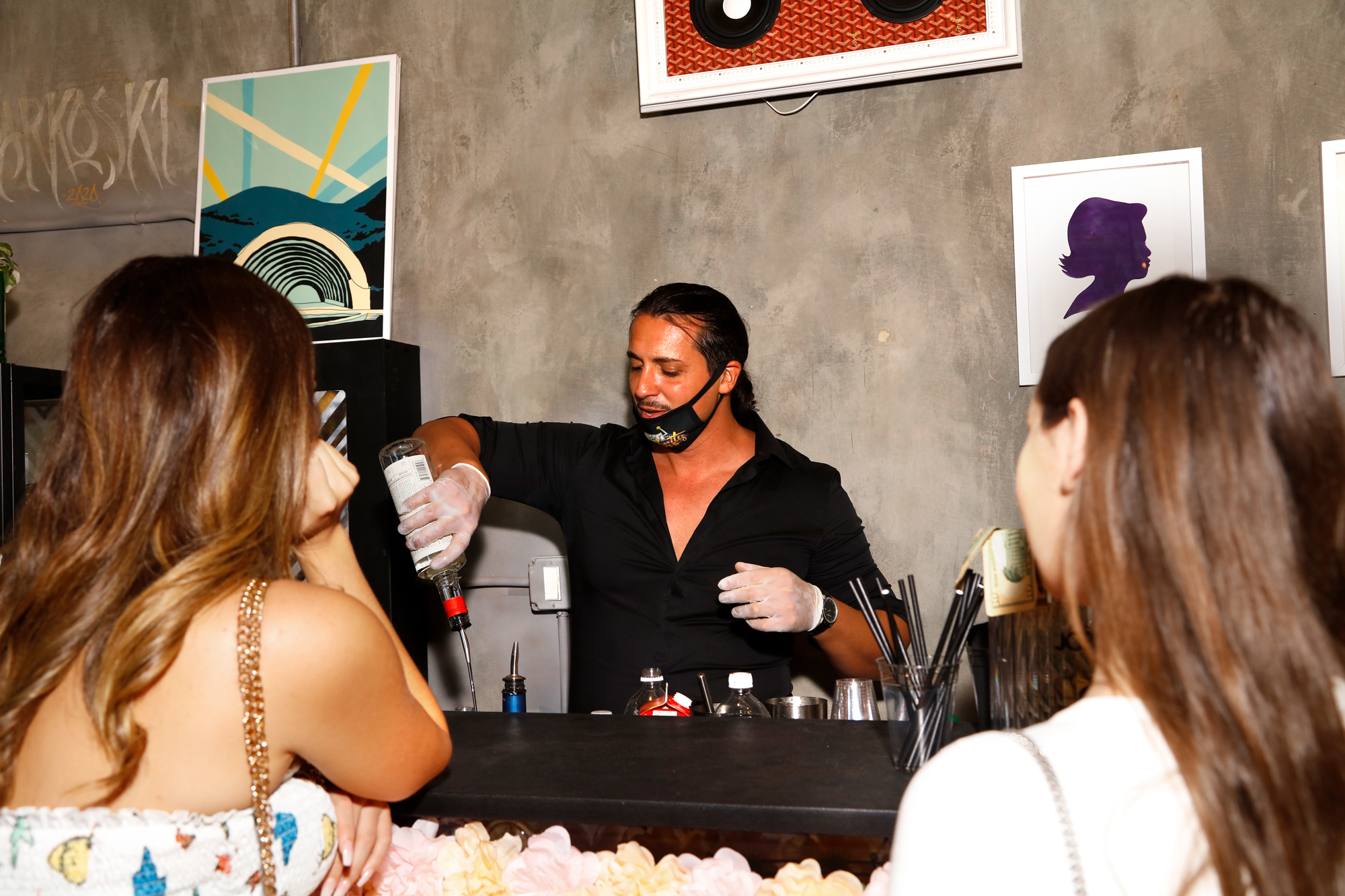Mocktails with Peter Madrigal