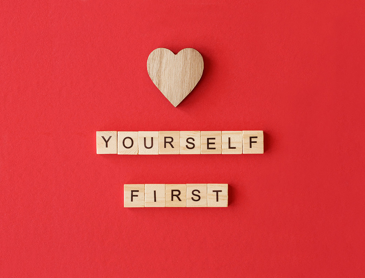 Valentine's Day Self-Care