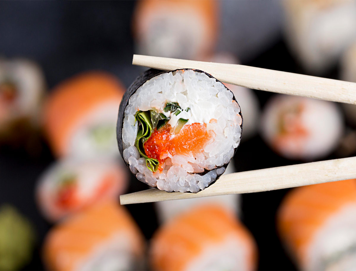 I Bought A DIY Sushi Kit Off Instagram, And Here's How It Went
