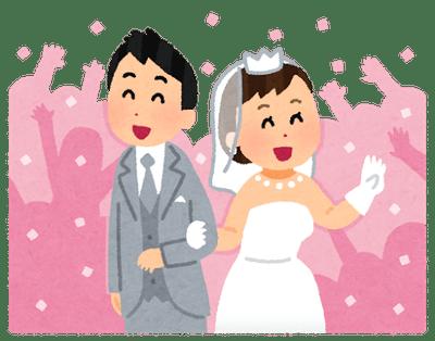 【祝】カトパン(36)結婚wwwwwwww