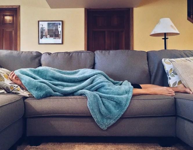Lack of sleep skin problems
