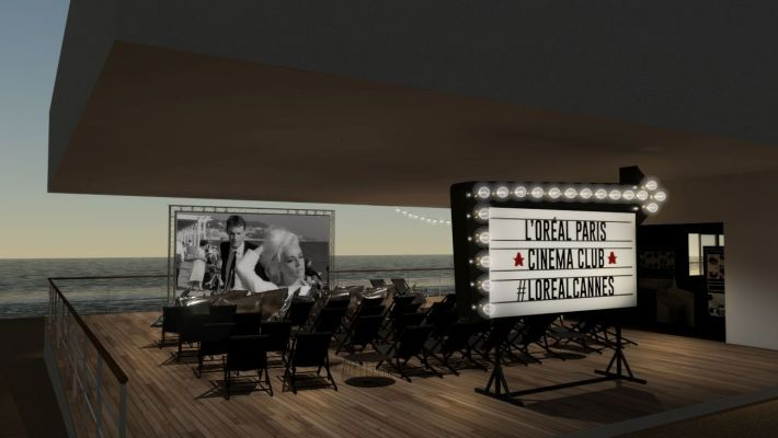 L'Oréal Paris Celebrates 20 Years of Cinema & Beauty in Cannes
