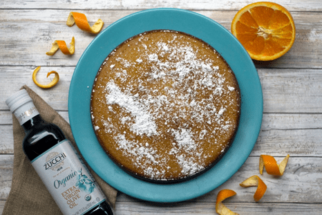 Healthy Zucchi Organic Extra Virgin Olive Oil Cake
