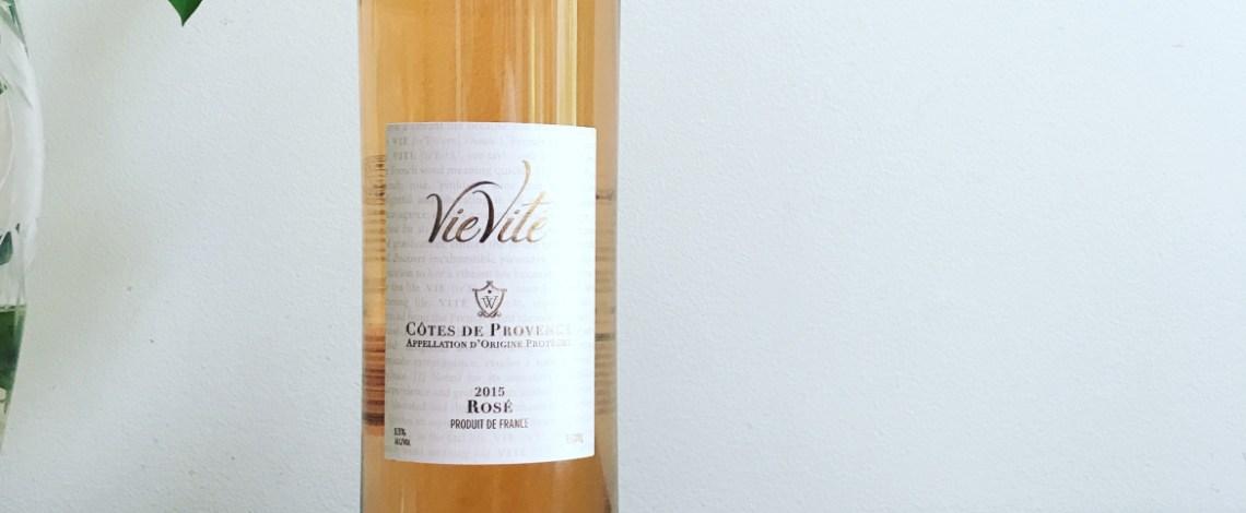 VieVité Rosé for Summer and to #ROSEALLDAY