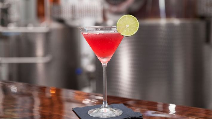 Celebrate National Vodka Day with a Cosmo!