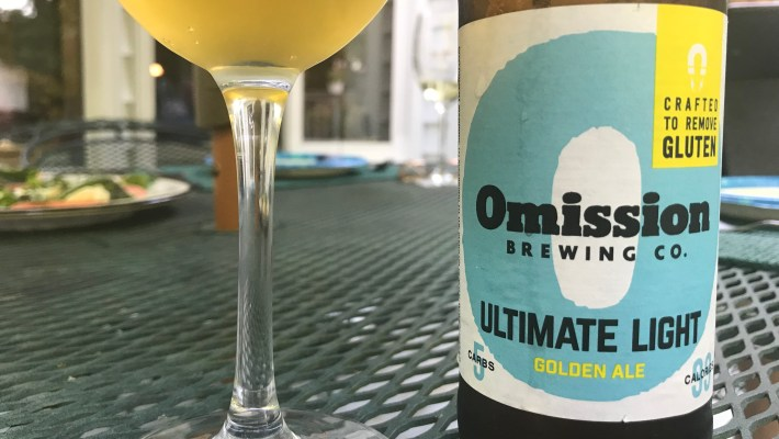 Omission Brewing Company Ultimate Light