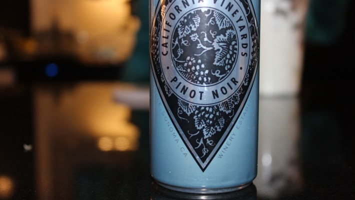 Francis Coppola Winery Award Winning Diamond Collection Pinot Noir Available in Cans