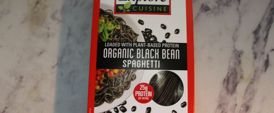 Explore Organic Black Bean Spaghetti