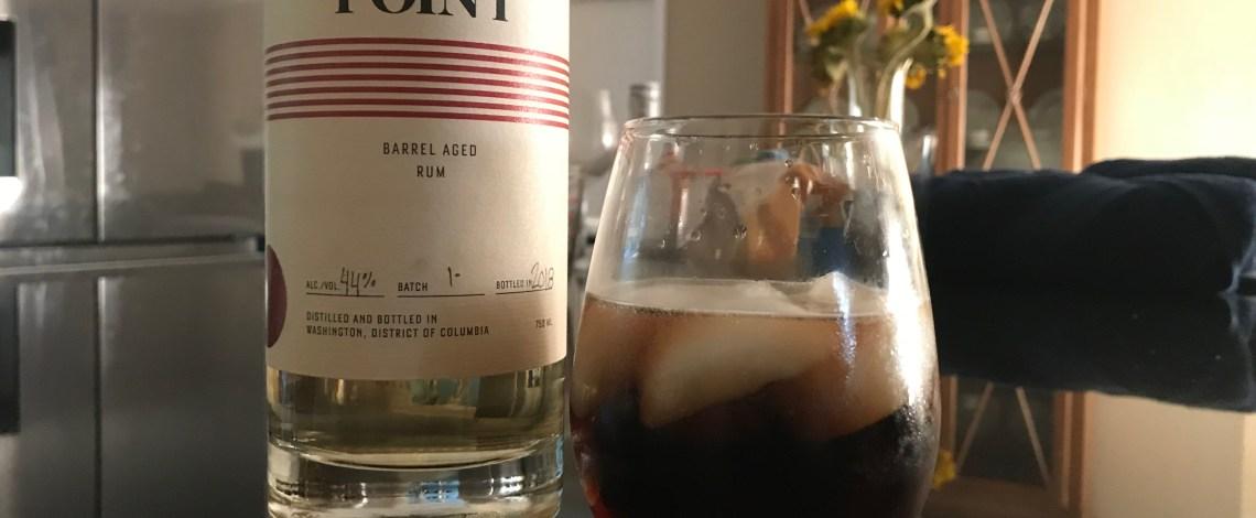 Whiskey Lover's Cuba Libre