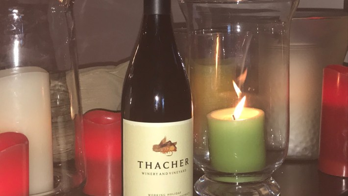 Thacher Winery Working Holiday 2017