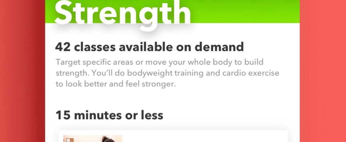 Gixo Fitness App