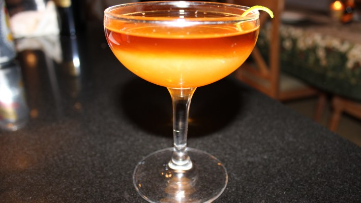 Dark Honey Daiquiri