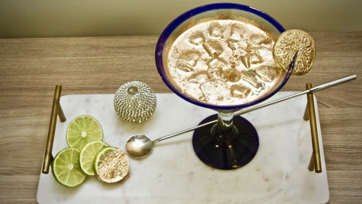"Allaire Prive presents their ""The Golden Margarita"""