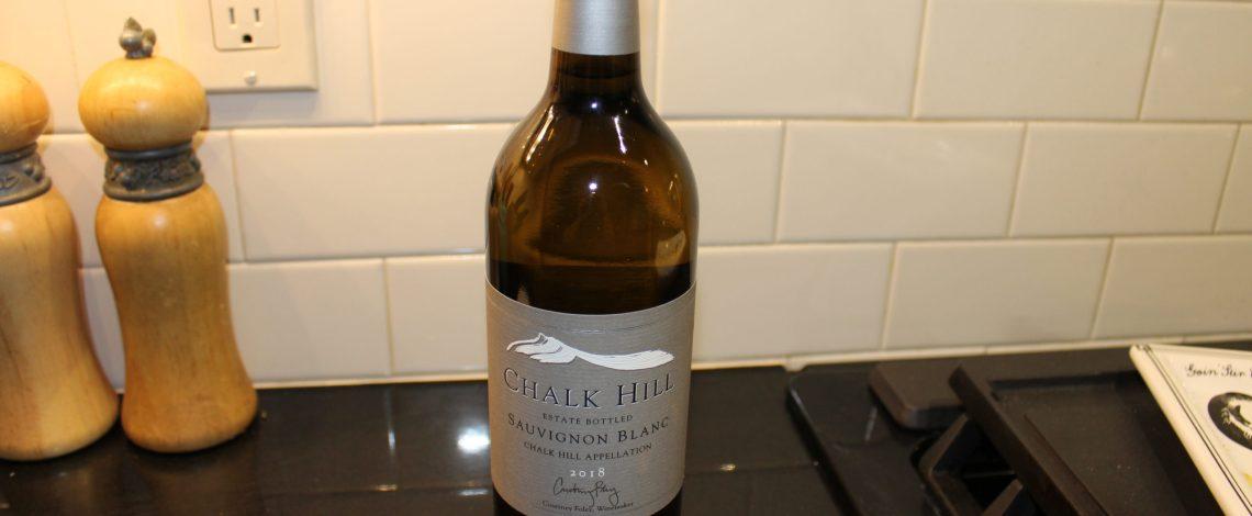 Chalk Hill 2018 Sauvignon Blanc