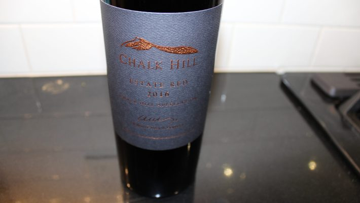 Chalk Hill 2016 Estate Red