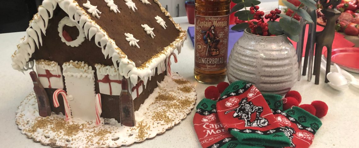 Captain Morgan's Gingerbread
