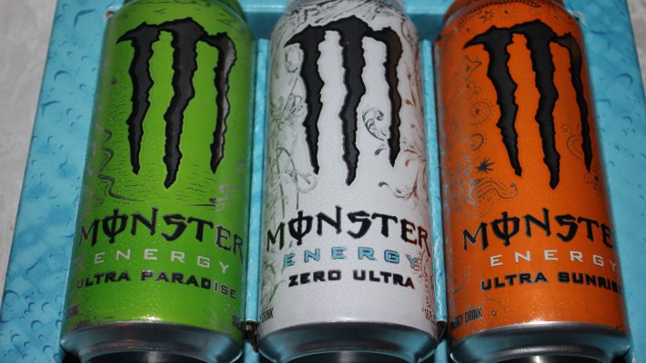 Monster Energy Ultra Line