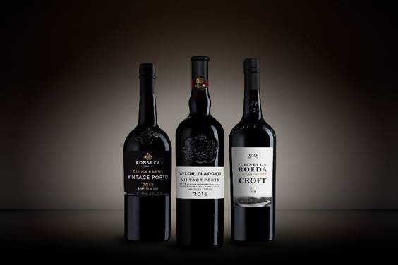The Fladgate Partnership Announces 2018 Port Vintages
