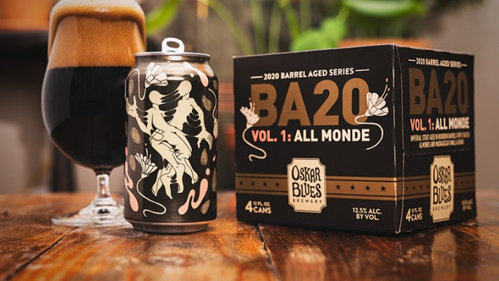 Oskar Blues Brewery Announces 2020 Barrel Aged Series