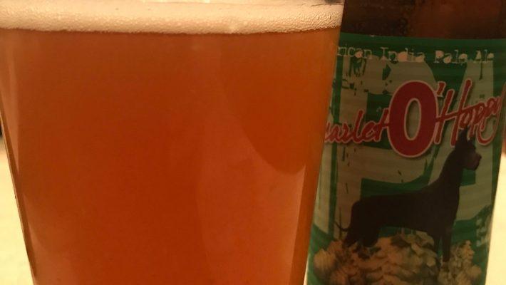 Thirsty Dog Brewing Company Scarlet O'Hoppy