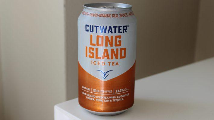 Cutwater Spirits' Long Island Iced Tea