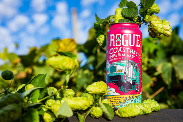 Rogue Ales & Spirits Brews Coast Haste