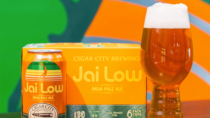 Cigar City Brewing Launches New Jai Low IPA