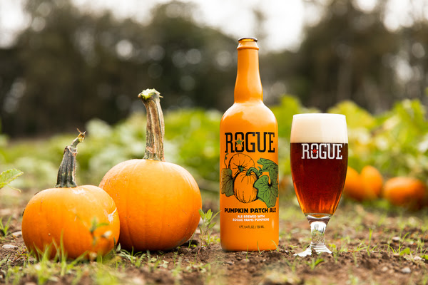 Rogue Ales & Spirits Brews Pumpkin Patch Ale and Coast Haste to Honor the Fall Harvest