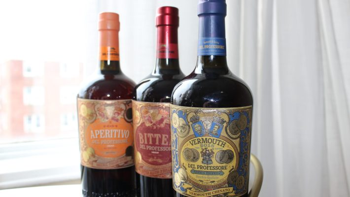 Del Professore Chinato, Aperitivo and Bitters Vermouth are now available in NY
