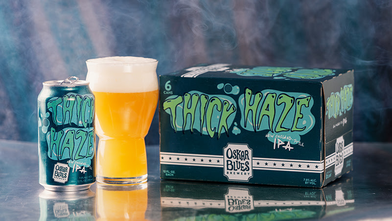 Thick Haze is Not For Casual IPA Fans, or The Faint of Heart