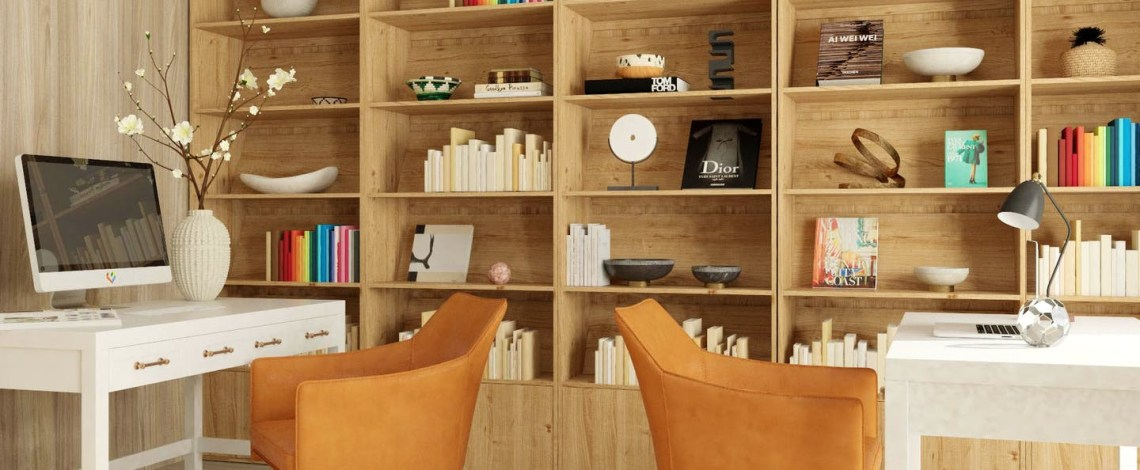 Bookshelf Envy: 10 Easy and Functional Bookshelf Styling Ideas from the Modsy Experts