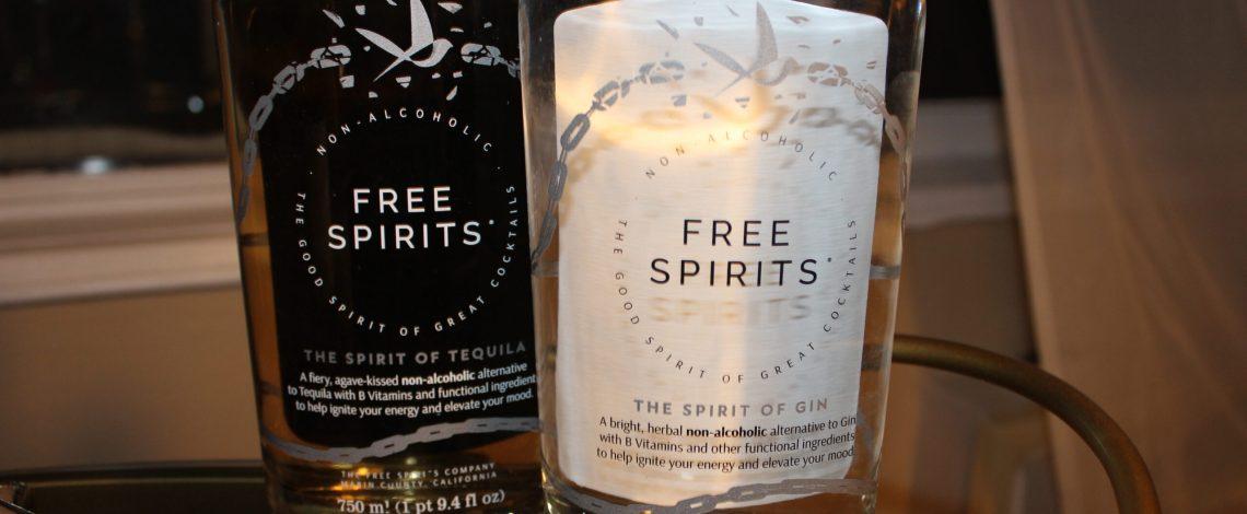 Free Spirits Company Non-Alcoholic Spirits