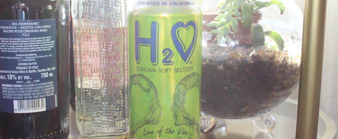 Sonoma Soft Seltzer