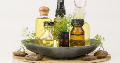 Essential Oils is the Power and Care of Nature