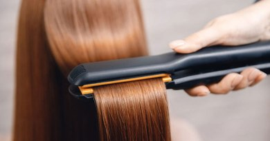 6 Mistakes Make With Hair Straightener