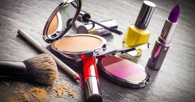 Myths about beauty products
