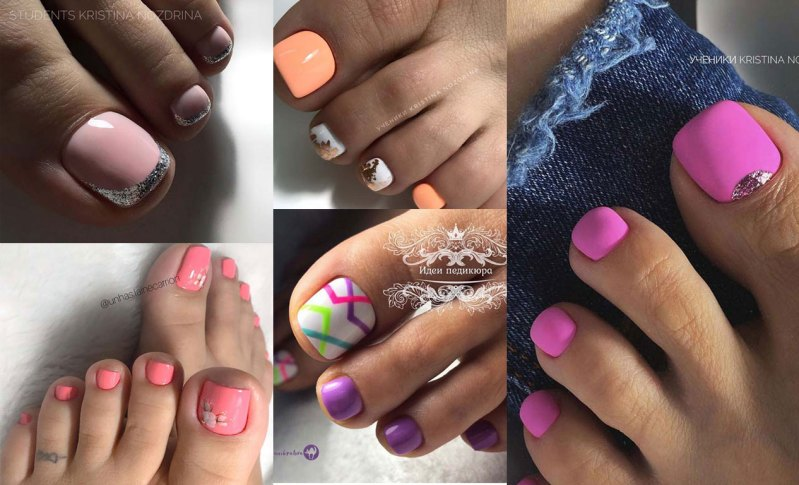 40 stunning nail designs for July 2020
