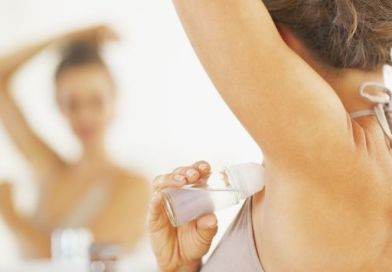 10 facts about sweat and deodorants