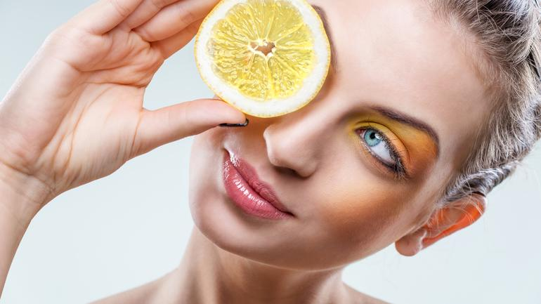 Lemon scrub benefits for face