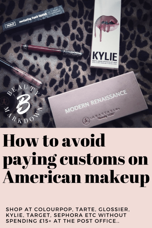 Every British makeup addict needs to know how to do this...