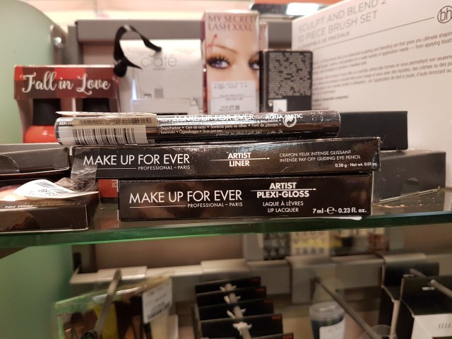 Makeup Forever TK Maxx 2016