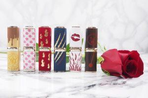 Beauty and the Beast themed Disney lipsticks