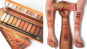 Urban Decay Naked Heat UK