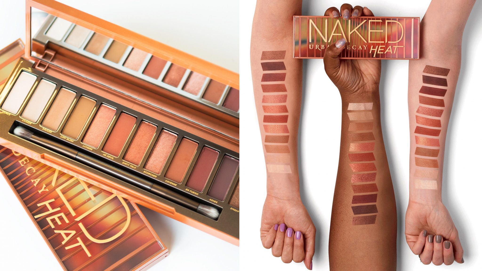 Urban Decay Naked Heat UK
