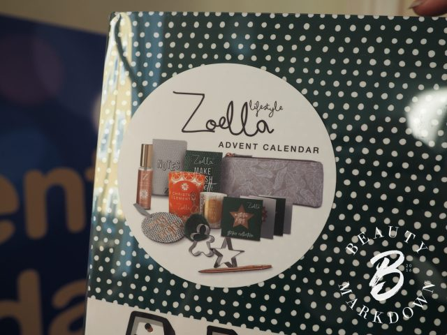 Zoella Advent Boots 2017
